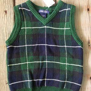 Cherokee Sweater Vest